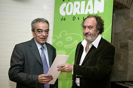 premios corian